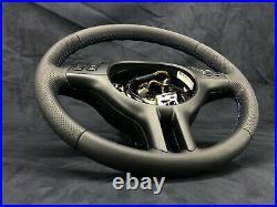 BMW E46 E39 E53 3 5 X Series Multifonctions M Volant Sport Cuir OEM