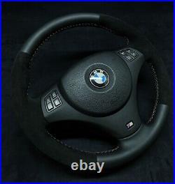 BMW E90 E82 E87 E93 E92 E81 3 1 Série Direction Roue M Performance Sport Épais