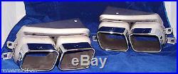 BMW F01 F02 760 Double Échappement Echappement Retrofit 2009-15 7 Series M Sport