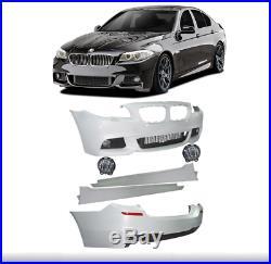 BMW F10 Série 5 M Sport Kit Carrosserie avant Pare-Chocs Arrière Conversion