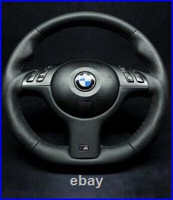 BMW M3 M5 E46 E39 E53 E38 custom made M Direction Assistée Roue shaped