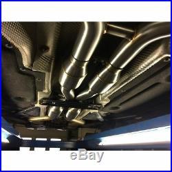 BMW M3 Série E90 E92 E93 Échappement Central Section avec 200 Cellule Sports