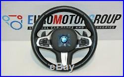 BMW M SPORTS Volant de Direction en Cuir Vibration Shift Pagaies G Séries
