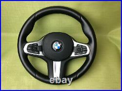 BMW M Sport G30 G31 5 Series Multifunction Steering Wheel