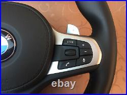 BMW M Sport G SERIES G30 G31 5 series STEERING WHEEL Airbag Shift Paddles