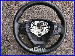 BMW M Sports Volant Cuir X3 X5 F25 X4 F26 32307848527 7848527 SERIE 1 2 3 4 5 6