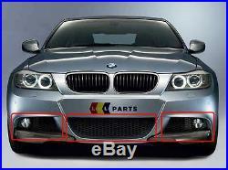BMW Neuf D'Origine E90 E91 Série 3 M Sport 08-11 LCI Pare Choc avant Bas Grille