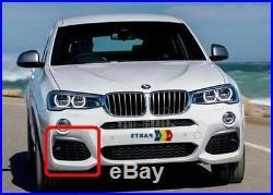 BMW Neuf D'Origine F26 X4 Série 15-17 avant M Sport Pare-Choc Bas O' / S Droit