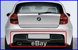 BMW Neuf D'Origine Série 1 E81 E87 E87 LCI M Sport Diffuseur Arrière 7837325