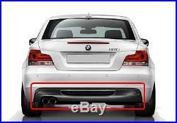 BMW Neuf D'Origine Série 1 E82 E88 M Sport Diffuseur Arrière 8045455
