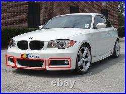 BMW Neuf Véritable 1 Série 07-11 E82 E88 M Sport Avant Pare-Choc Grille Set De