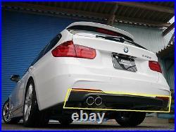 BMW Neuf Véritable 3 Série F30 F31 M Sport Diffuseur Arrière avec Deux Sortie