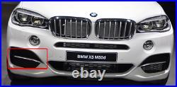BMW Neuf Véritable X5 Série F15 M50d Avant M Sport Pare-Choc O/S Droit Calandre
