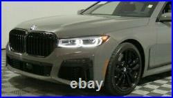 BMW OEM G11 G12 LCI 7 Séries 2020 + M Sport Avant Pare-Choc Conversion Paquet