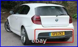 BMW OEM Original 1 Série E81 E87 LCI M Sport Diffuseur Arrière 7837325
