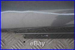 BMW Série 1 E81 E82 E88 M Sport Seuil Bande Jupe Droit O/S Spacegrau Gris A52