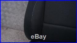 BMW Série 1 E81 M Sport avant GAUCHE N/S Siège Passager Chiffon Anthrazit
