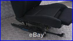 BMW Série 1 E81 M Sport avant Gauche N/S Seat Côté Passager Tissu Anthracite