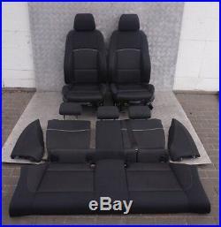 BMW Série 1 E81 Sport Tissu Intérieurs Sièges Airbag Cartes Réseau Anthracite