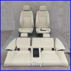 BMW Série 1 E82 Sport Chauffé Citron Cuir Intérieurs Sièges Airbag Porte Cartes