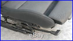 BMW Série 1 E87 Chiffon Intérieur avant Gauche Siège Sport Côté Passager Airbag