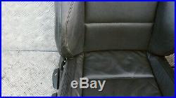 BMW Série 1 E87 M Sport Cuir Noir Intérieurs Sièges avec Airbag Porte Cartes