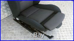 BMW Série 1 E87 Sport Chiffon Tissu Intérieur avant Gauche N/S Seat