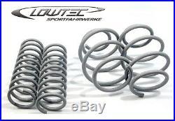 BMW Série 1 (F20/F21) Ressorts Châssis Lowtec Sport 30/35