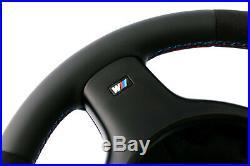 BMW Série 3 E46 Neuf Cuir Noir / Alcantara M-SPORT Épais Volant