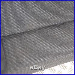 BMW Série 3 E90 M sport tissu siège arrière intérieur BANQUETTE TABLE Alcantara