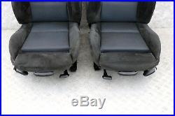 BMW Série 3 E91 M Sport Alcantara Intérieurs Sièges avec Airbag Porte Cartes