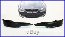 BMW Série 3 E92 E93 06-09 GT séparateur SPOILER supplémentaire volets M SPORT