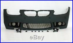 BMW Série 3 E92 E93 M3 Aspect Sport Pare Choc avant sans Pdc + Brouillards 06-09