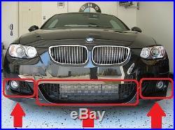 BMW Série 3 E92 E93 M Sport -11 Original Pare Choc avant Bas Grille Calandre
