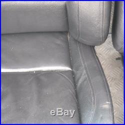 BMW Série 3 E92 M SPORT CUIR NOIR intérieurs sièges avec porte cartes et mémoire