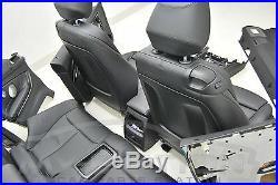 BMW Série 4 F32 El Sport Sièges en Cuir Aménagement Intérieur