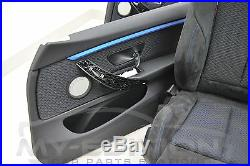 BMW Série 4 F36 Sport Sièges en Cuir Alcantara Aménagement Intérieur Chauffage