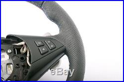 BMW Série 5 E60 M5 E63 M6 Neuf Cuir M Volant Sport Smg Palettes