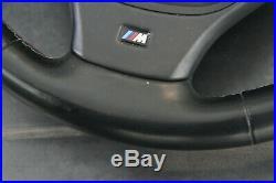 BMW Série 5 F10 M5 Volant Sport Cuir Interrupteur Swing Volant M Volant en Cuir