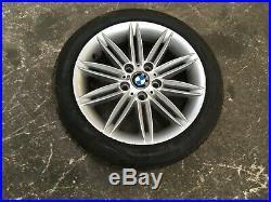 BMW Style 207 M Sport Jeu de Roues 7JX17'205/50 Pneu Série 1 E81 E82 E87