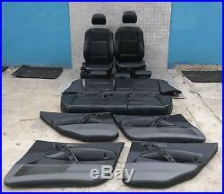 BMW X3 Série E83 SPORT Cuir Noir Chauffé siège + 4 Portes cartes