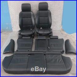 BMW X5 Série 1 E53 SPORT CUIR NOIR chauffant electrique mémoire siège cartes