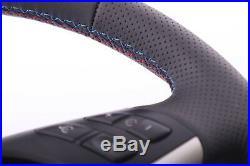 BMW X5 Série E53 Neuf Cuir Noir Volant Sport 3 Rayons M-TRICOLOURED