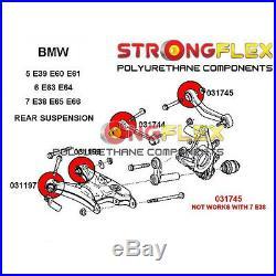 BMW série 5, 6, 7, X5 silent bloc de bras de suspension inférieur arrière SPORT