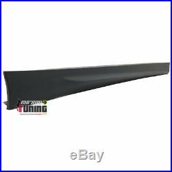 Bas De Caisse Sport Look Pack M Pour Bmw Serie 3 E90 E91 Phases 1 Et 2 LCI 0499
