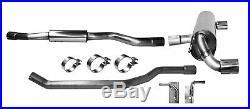 Bastuck Pot D'Echappement Sport Usine 2x90mm BMW Série 114i 116i 118i F20 F21