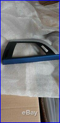 Bmw Serie1 serie2 Inserts Interieur M Sport Hexagon blue Interior Trims