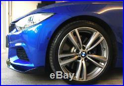 Bmw Serie 4 F32 F33 F36 M-sport M-tech Rajout De Pare Choc Avant /jupe