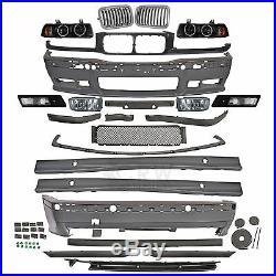 Bodykit Pare-Chocs Seuil Grille Sport Optique pour BMW Serie 3er E36