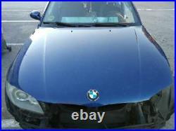 Capot bmw serie 1 berlina (e81 e87) 2.0 118d limited sport edition 2004 4373260